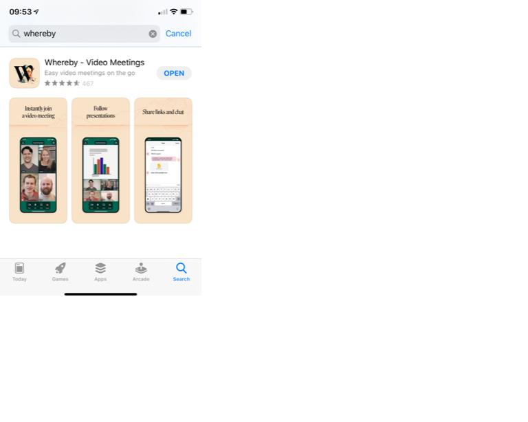 Whereby App